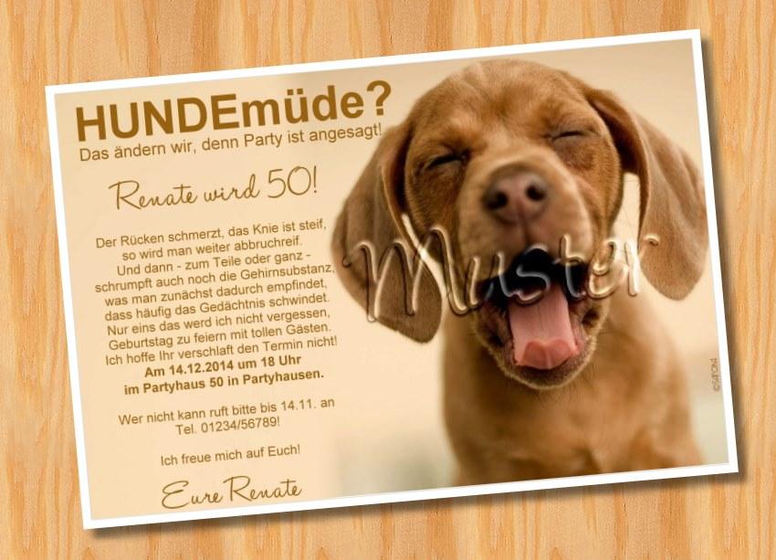 einladungskarten geburtstag tierische, Einladung