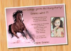 Ausgefallene Einladungskarten Einladungen Kindergeburtstag 77 - Bild vergrößern