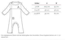 Zwillinge Baby Strampler Overall Anzug Schlafanzug personalisiert Namen  - Bild vergrößern